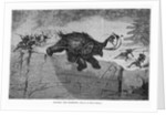 Hunting the Mammoth by Corbis