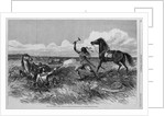The last shot by Currier & Ives