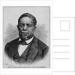 Hon. H. R. Revels, United States Senator elect from Mississippi by Corbis