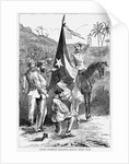 Cuban Patriots Rallying Round Their Flag by Corbis