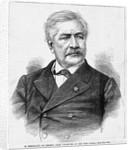 M. Ferdinand De Lesseps, Chief Promoter of the Suez Canal by Corbis