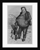Can the Law Reach Him? - The Dwarf and the Giant Thief by Corbis