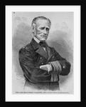 The late Rear-Admiral Dahlgren by M. B. Brady