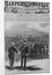General Reilly bearing the surrender of the French Army at Sedan the King William by Corbis