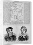 """Dr. Livingstone, the Great Explorer. Mr. Stanley, Chief of the """"Herald"""" Expedtion of Search by Corbis"""
