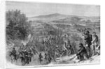 Sheridan's Army on the March Up the Shenandoah Valley by Corbis