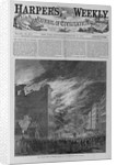 The great fire in Chicago, January 28, 1868 by W. B. Baird
