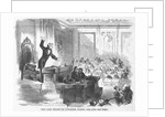 The Last Hours of Congress, March, 1859 by Corbis