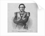 General Justo Jose De Urquiza; President of the Argentine Confederation by Corbis