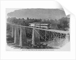 Bridge over Green River, on the Louisville and Nashville railroad by Corbis