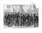 Reception of Army and Navy Officers, Washington, D.C by Corbis