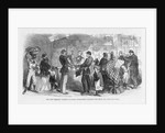 The New Orleans Market-Soldiers Exchanging Rations for Fruit, ETC by Corbis
