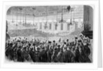 Great Union and Emancipation Meeting Held at Exeter Hall, London by Corbis
