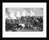 France.-The Crown-Prince of Prussia, Surrounded by his Staff Ordering the Prussian Cavalry to Pursue the Fugitive French of Machmohon's Army, at the C by Corbis