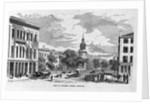 View in Congress Street, Portland, Maine by Corbis