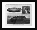 """1. The model. 2. The Engine Room. 3. Making a plunge. The science of submarine warfare - the torpedo-monitor """"Peacemaker."""" by Corbis"""