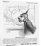"""Bismark Nosing. Berlin, January 6, 1885. The new Preussische Zeitung, a leading conservative paper, in an officially inspired article, says: """"The d by Corbis"""