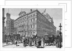 The New Philadelphia Post Office by F.B. Schell