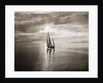 Diamond Head Yacht in Swiftsure Race by Corbis