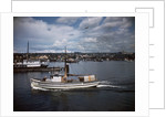 Halibut Fishing Vessel Alma in Salmon Bay by Corbis