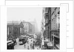 Broadway from Fulton Street by Corbis