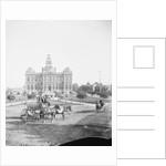 Building in Salt Lake City by Corbis