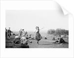 Scottish Dancing by Corbis