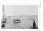 Ferry in Marseille by Corbis
