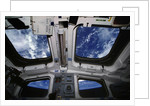 Earth from the Endeavour Space Shuttle by Corbis
