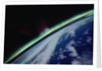Aurora Australis Seen From Orbit by Corbis