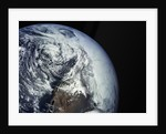 Earth Seen from Sapce by Corbis