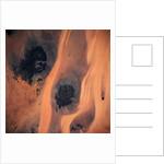 Jabal Arkenu and Jabal Uweinat Seen From Space by Corbis