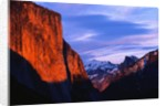 El Capitan at Sunset by Corbis