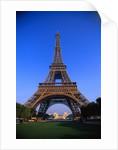 Eiffel Tower by Corbis