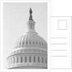 Dome of U.S. Capitol by Corbis