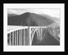 Arch Bridge on California Coast by Corbis
