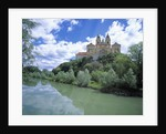 Melk Abbey and Danube by Corbis