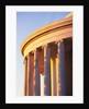 Columns of Jefferson Memorial by Corbis