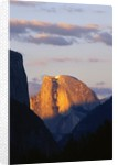Half Dome at Sunset by Corbis