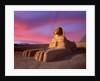 Twilight at Sphinx by Corbis