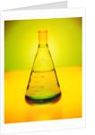 Chemistry Beaker by Corbis