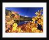 Fall Colors at Trillium Lake by Corbis
