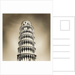 Leaning Tower of Pisa by Corbis