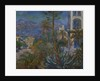 The Villas at Borighera by Claude Monet