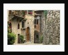 Tuscan Stone Houses by Corbis