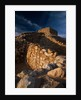 Pueblo Ruins at Tuzigoot National Monument by Corbis
