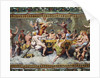 Wedding of Cupid and Psyche by Raphael