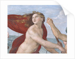 Detail Showing Galatea from Galatea by Raphael