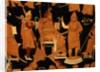 Detail of Vase of Darius by Corbis