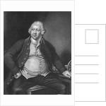 Engraving of Sir Richard Arkwright by Corbis